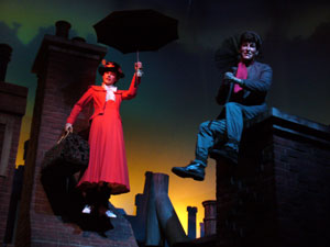 Photo from Mary Poppins via Wikipedia. Pubic Domain